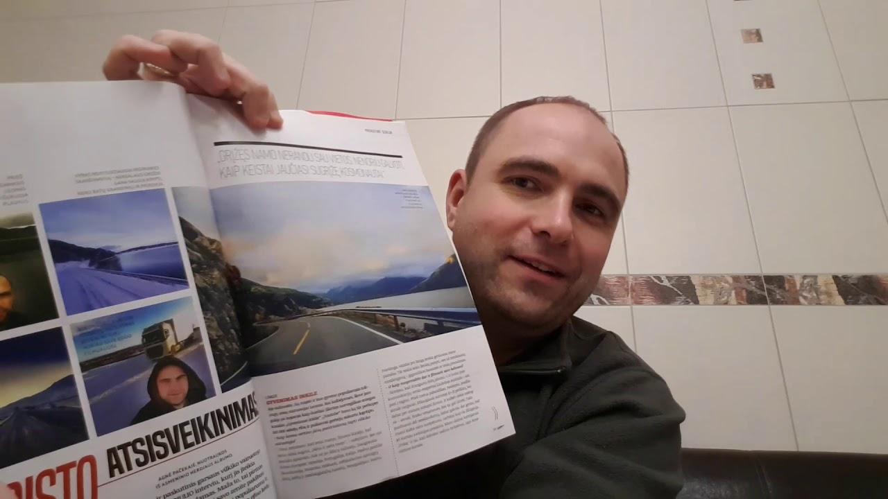 Interviu žurnalui Happy365