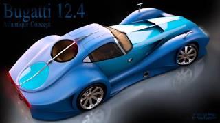2014 Bugatti 12.4 Atlantique