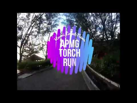 Asia Pacific Masters Games Torch Run Night Ride