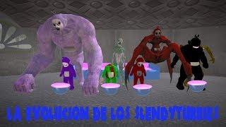 - La Evolucin De Los Slendytubbies JULINWORLD 15