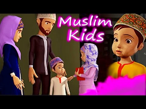 welcome ramadan islamic life kids cartoon part 1 - Kids Cartoon Picture