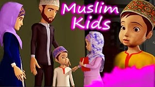 ISLAMIC STORY AND SONG : CARTOON FOR KIDS  : PART - 1