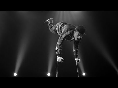 Lazylegz pushes the limits of breakdancing with his 'ill-ability'