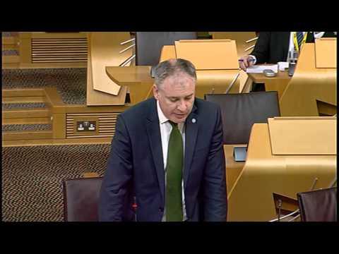 Portfolio Question Time - Scottish Parliament: 23rd April 2014