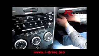 Mazda 6: установка Hi-Fi MP3 адаптера RDrive