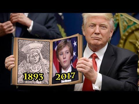 El Extraño Libro que Predice el Final de Donald Trump