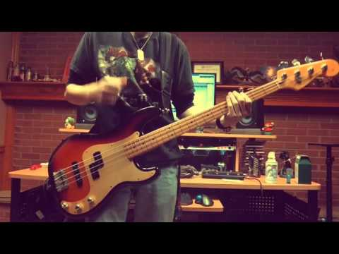 """Styx """"Renegade"""" Bass Cover"""
