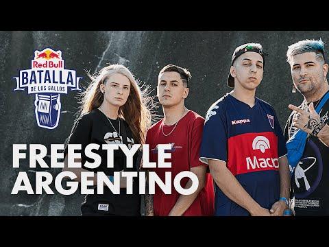 ARGENTINA ESTÁ LISTA | Red Bull Batalla de los Gallos 2020