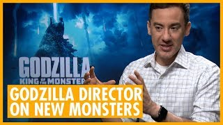 Director Michael Dougherty Brings Godzilla: King Of The Monsters To Life Again.