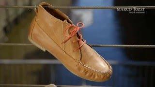видео Спортивная Обувь Для Женщин Летняя и на Весну 2017, Модные Легкие Кроссовки на Платформе и Стильные Кожаные Ботинки