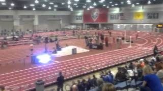 2015 UNLV Track and Field 400 Meter Final (Mountain West Conference Indoor Championships)