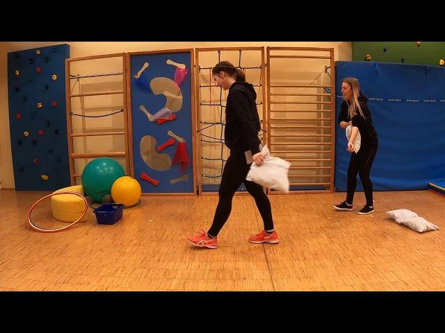 Eltern Kind Turnen Teil 3 mit Lilli und Jasmin