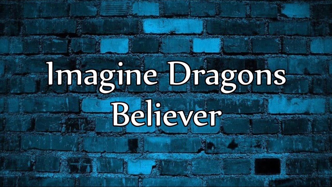 imagine dragons - believer mp3