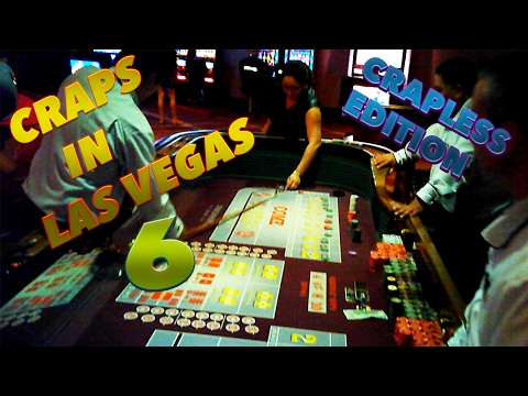 Craps Game: Real Live Craps Game in Las Vegas 6
