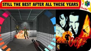 Timeless Classic - GoldenEye 007 N64 Gameplay | HD