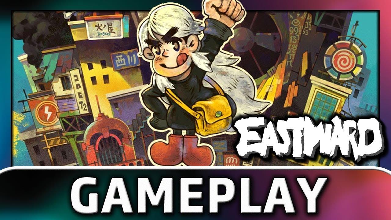 Eastward | 10 Minutes of Gameplay