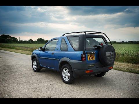 2001 land rover freelander 1 8 litre petrol video review youtube - Espejo retrovisor land rover freelander ...