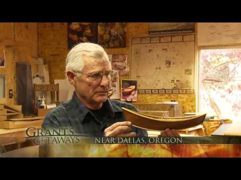 Grant's Getaways: The All Oregon Boat/McKenzie River Style Drift Boat