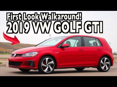 Just Arrived: 2019 VW Golf GTI on Everyman Driver
