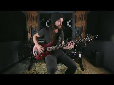 "The Weekly Riff - NEKROGOBLIKON Bassist Aaron VanZutphen Shows You How to Play ""Row"""