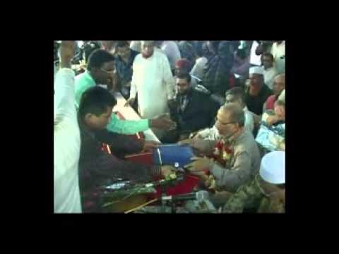 Danobir Ragib Ali's Welcome Sylhet Part02