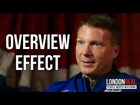 THE OVERVIEW EFFECT - Terry Virts on London Real