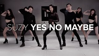 수지(Suzy) - Yes No Maybe / Mina Myoung Choreography