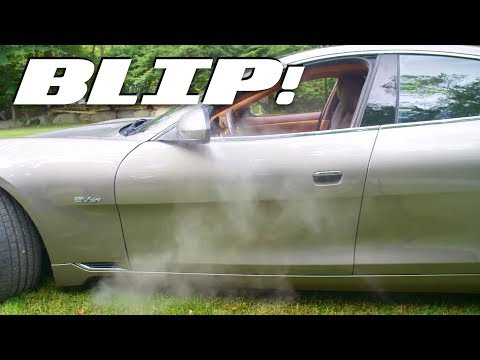 Everything Wrong With The Fisker Karma In 90 Seconds | BLIP!