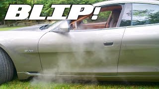Everything Wrong With The Fisker Karma In 90 Seconds   BLIP!