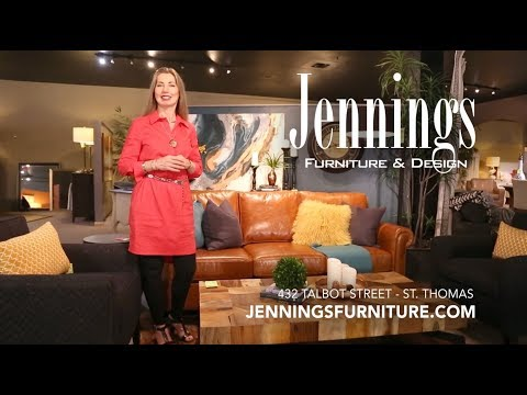 Jennings Furniture & Design - Here With Me