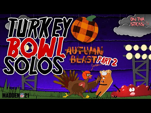 Madden 21 Ultimate Team Autumn Blast Part 2 Turkey Bowl Solos (Free Autumn Blast Uniforms) #MUT