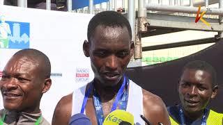 Stanchart Nairobi marathon