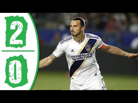 LA Galaxy vs FC Dallas 2-0 Extended Highlights & All Goals 2019