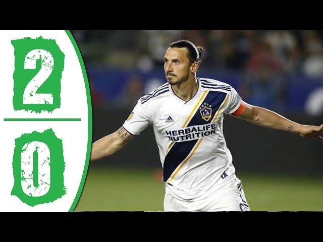 LA Galaxy vs FC Dallas 2-0 Extended Highlights & All Goals 2019
