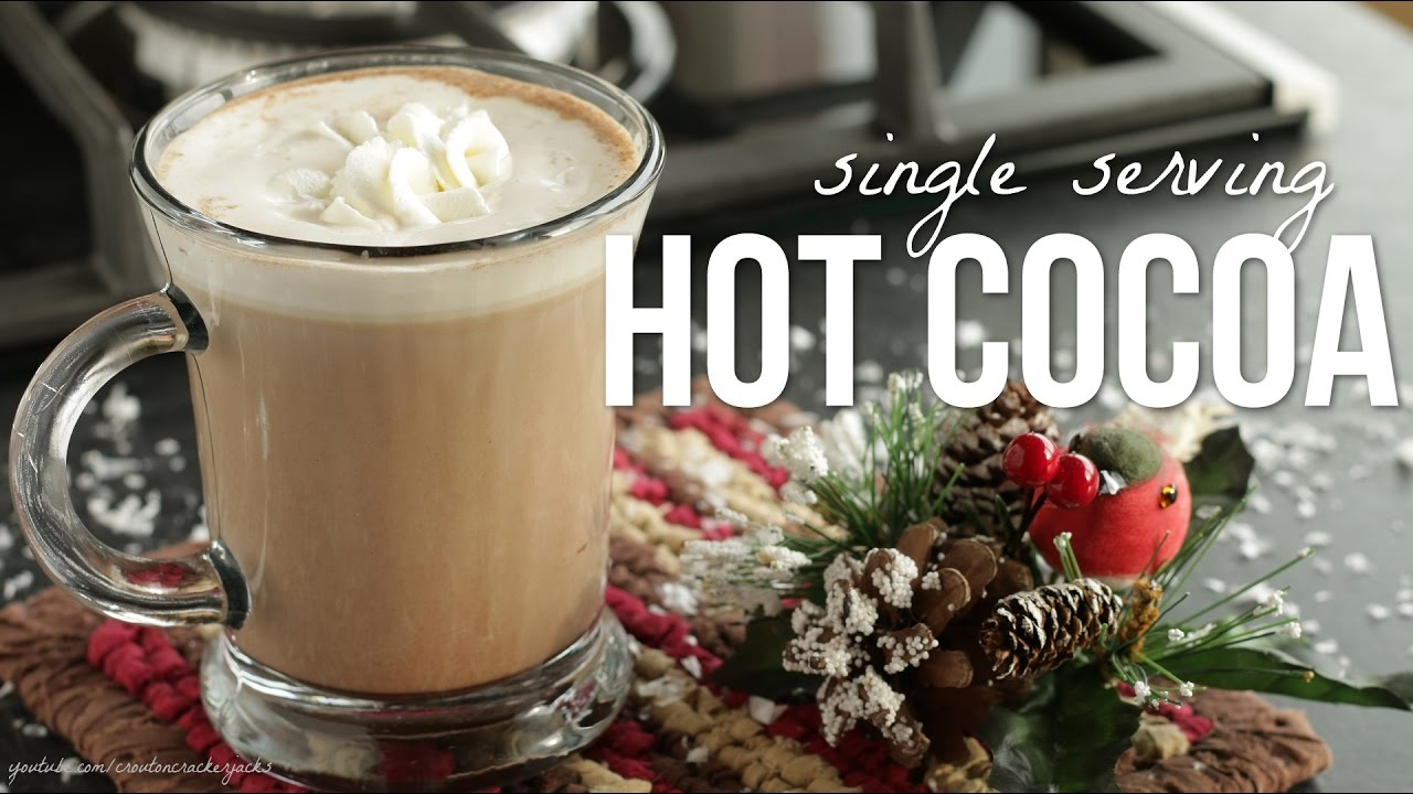 How to make hot chocolate 24