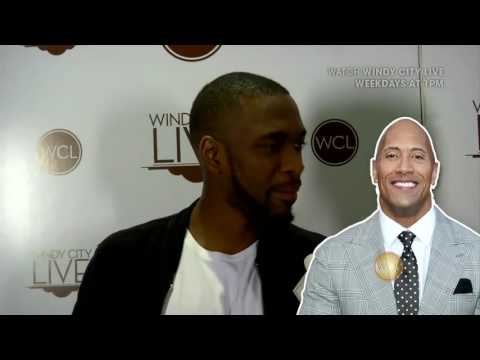 Comedian Jay Pharaoh nails impressions of many famous people