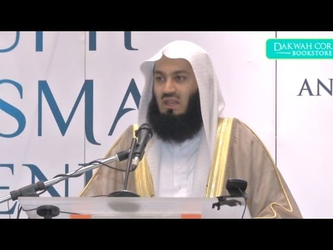 Deviationist Tendencies In Islamic Beliefs, Thoughts & Practices - Mufti Menk