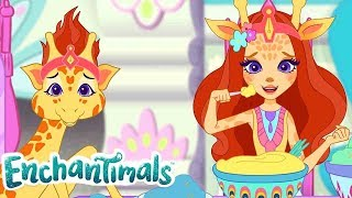 Enchantimals 🌈Tales From Everwilde: Brought The Farm 🌈 💜Episode 19 💜Cartoons for Kids