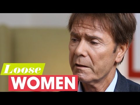 Sir Cliff Richard Exclusive: Being Told He Was Accused  | Loose Women