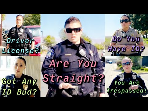 Best Of Female Tyrant Cops, Police Harassment & ID Refusal Compilation #SCARIEST #MOMENTS #OWNED #KC