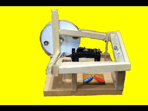 Ev Yapımı Bilye Makinesi