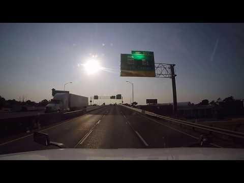 Trucking Through Monroe La