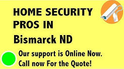 Best Home Security System Companies in Bismarck ND