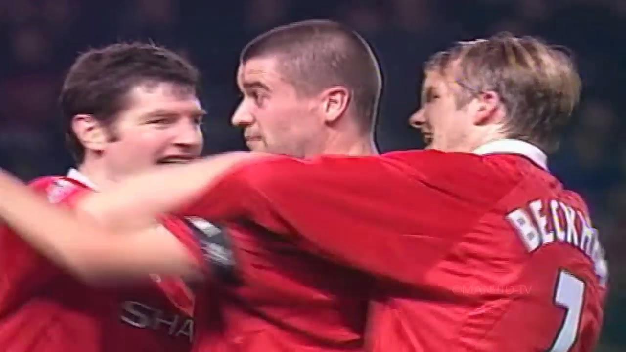 Download THE ROAD TO CAMP NOU 1999 ● ALL 31 UNITED GOALS