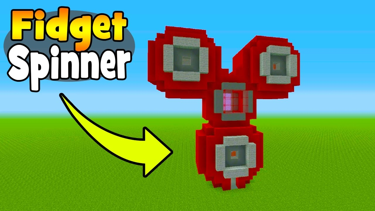 Minecraft Tutorial: How To Make A Fidget Cube House ...