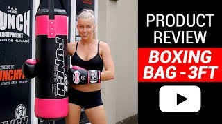Boxing Bag Review - 3 Foot Punching Bag | Punch Equipment®