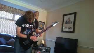 Follow The Sign - Helloween (GUITAR COVER) HD 720p!