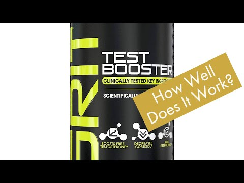 True Grit Test Booster Review - Lose Weight - Build Muscle - Weight Training - BodyBuilding