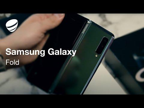 Unboxing Av Samsung Galaxy Fold