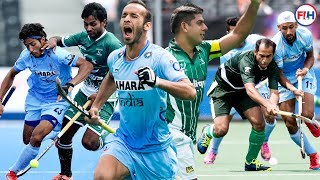 THE FIERCEST RIVALRY IN HOCKEY! | The History of India v Pakistan!